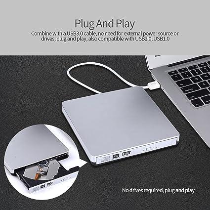 emcent portátil alta velocidad en Slot Delgado USB 3.0 ...