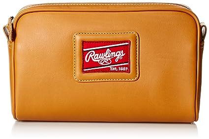 048ca67875d5 Amazon.com  Rawlings Heart of the Hide Travel Kit (Tan)  Sports ...
