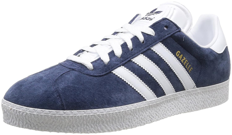 Adidas Herren Gazelle II Footwear-Blau Marino weiß, Größe 8