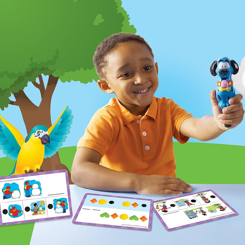 Patterns /& Sequencing 2356 Card Set Educational Insights Hot Dots Jr