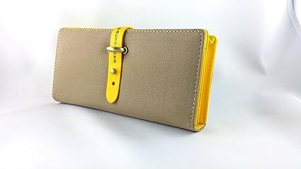 zc11 - 35 m gris de amarillo aspecto de piel nubuck Mujer ...