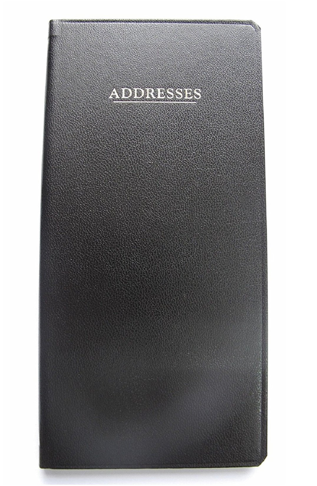 3 X Tallon Large XL Padded Address Book Black//Brown//Tan//Blue