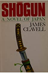 SHOGUN A novel of Japan Volume I (one) Hardcover