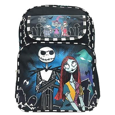 "Disney Tim Burton's The Nightmare Before Christmas 16"" Large Backpack | Kids' Backpacks"