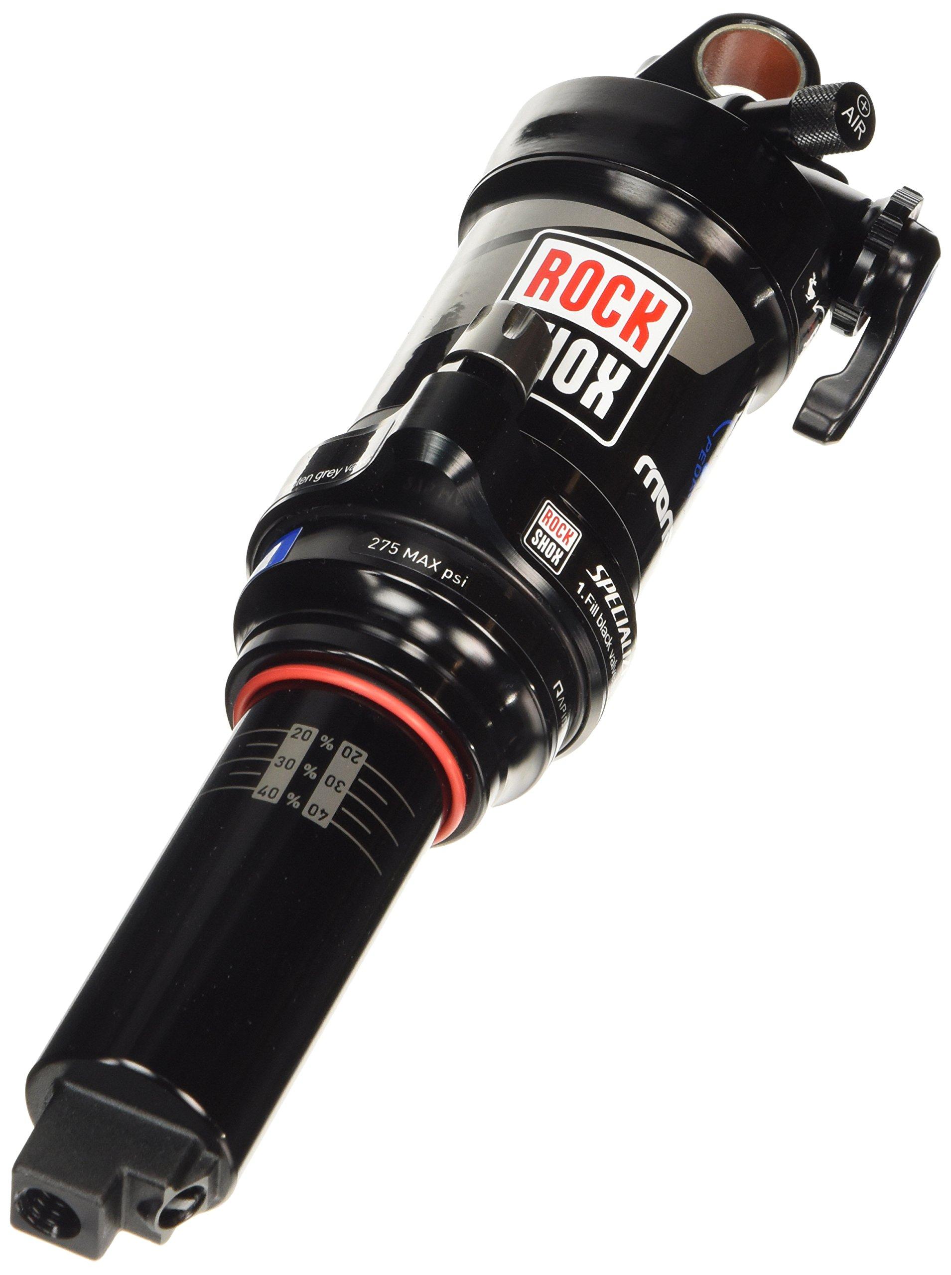 RockShox Monarch RT3 Autosag Rear Shock, 7.75'' x 1.90'' (197mm x 48mm) Fast Black Body, 2016 Specialized Stumpjumper