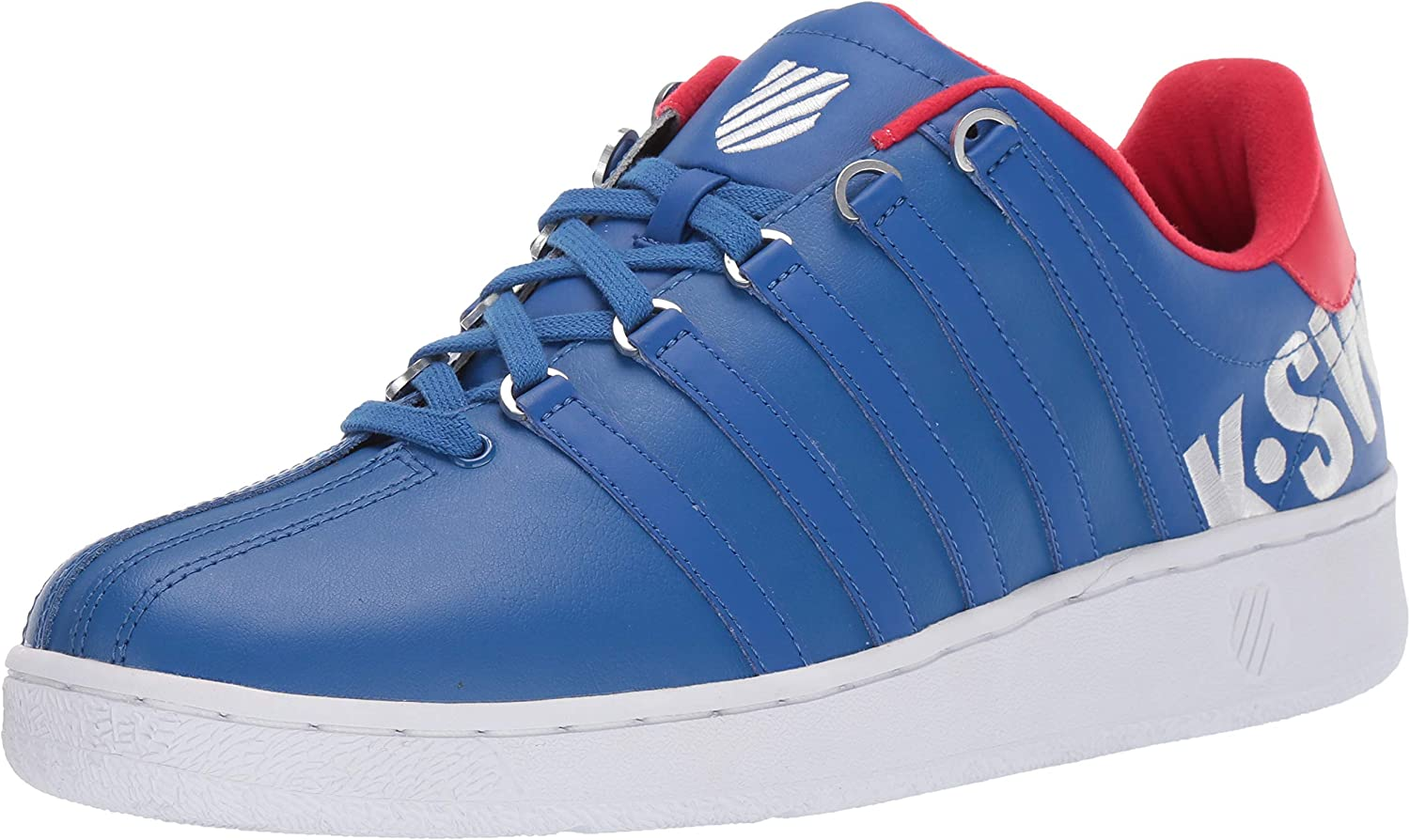Vintage Sneakers, Retro Designs for Women K-Swiss Mens Classic VN XL Sneaker $76.95 AT vintagedancer.com