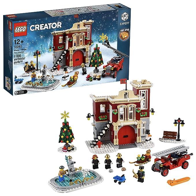 10263 LEGO - LEGO Winter Village Fire Station