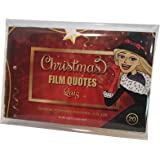 CHRISTMAS FILM & MOVIE QUOTES CARD GAME for family, secret santa, work do, xmas celebrations and more
