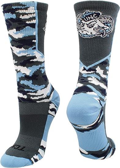 University of North Carolina Tar Heels Perimeter Crew Socks