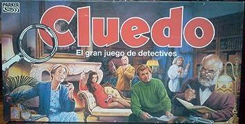 CLUEDO: Amazon.es: Juguetes y juegos
