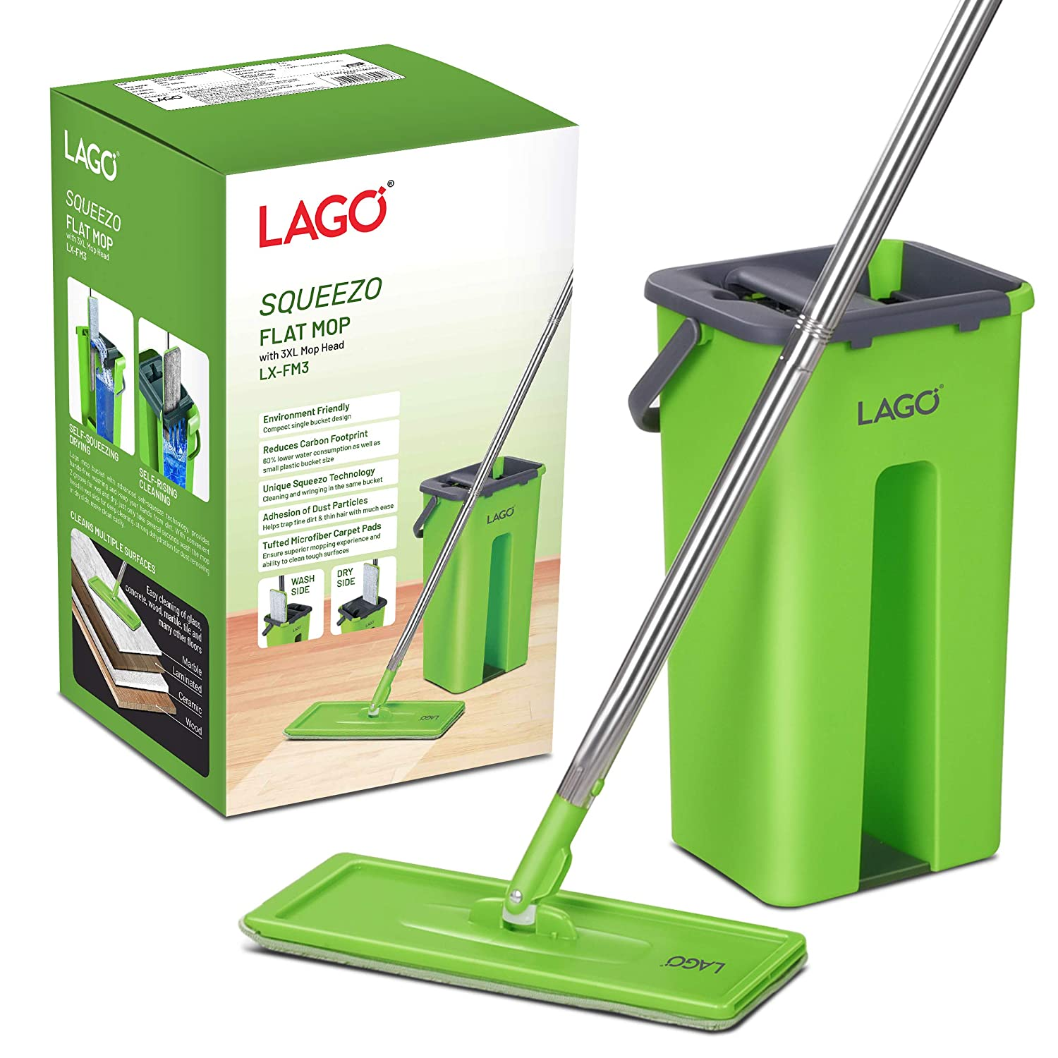 Best Flat Mop For Floor Cleaning