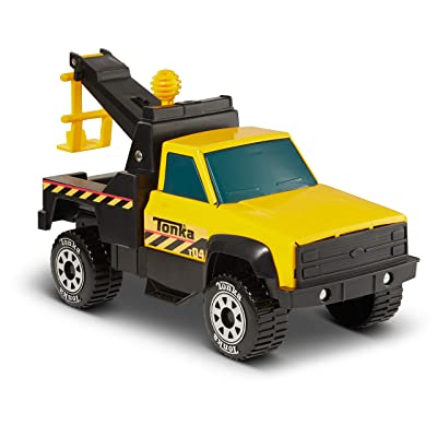 Tonka Steel Tow Truck: Toys & Games