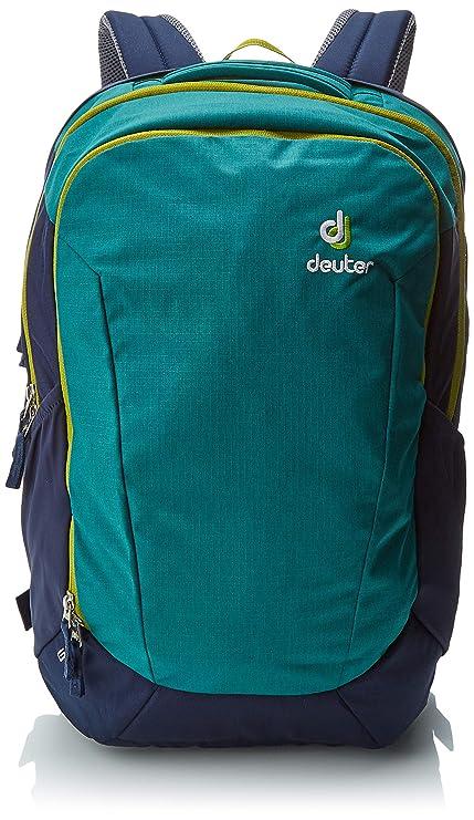 Deuter Giga Mochila, Unisex Adulto, Verde (Alpinegreen/Navy), 24x36x45 cm