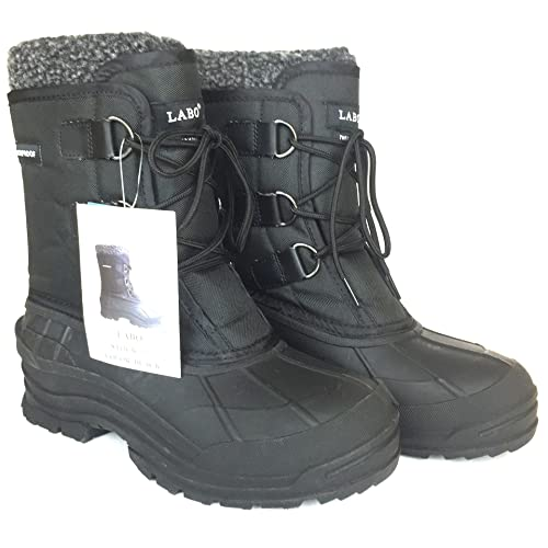 Warm Winter Snow Boots for Men's: Amazon.com