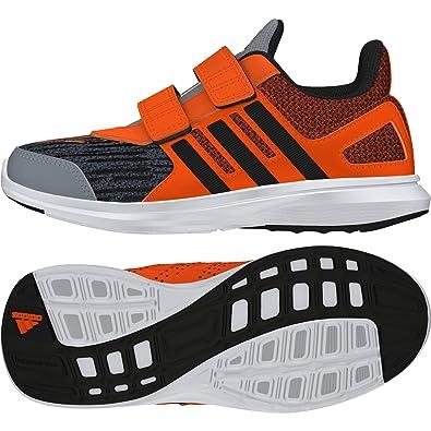 adidas hyerfast 2.0 Sportschuh grauorange |
