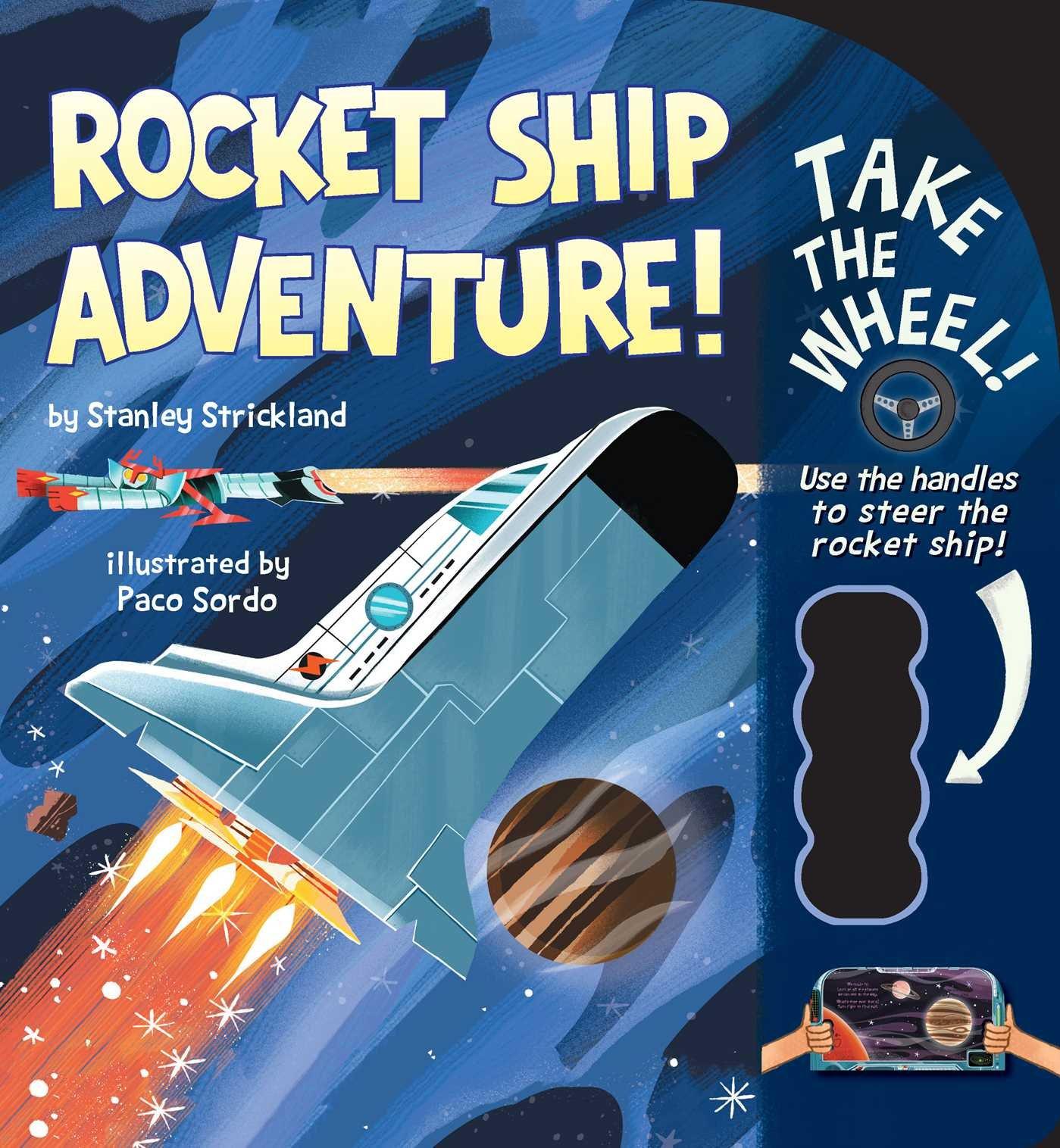Rocket Ship Adventure! (Take the Wheel!) pdf epub