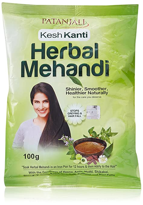 47a3b3ee0 Buy Patanjali Herbal Mehandi, 100g Online at Low Prices in India - Amazon.in