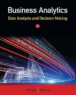 business analytics data analysis decision making