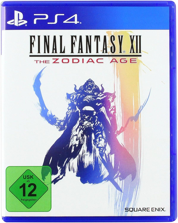 Final Fantasy XII.The Zodiac Age (PS4): Amazon.es: Videojuegos