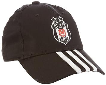 c2e7475078 adidas Besiktas Istanbul Casquette pour Enfant Noir Noir OSFK ...