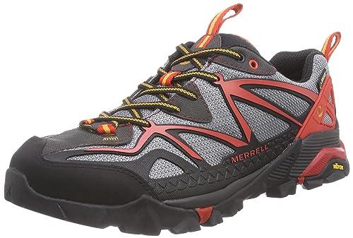 22fc5a1f71a Merrell Men s Capra Sport Gore-Tex Hiking Shoe