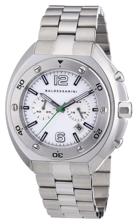 Baldessarini Herren-Armbanduhr XL MOW Chronograph Quarz Edelstahl Y8057W-20-00