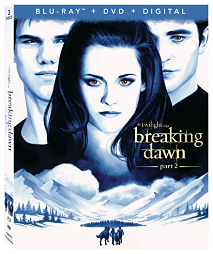 The Twilight Saga: Breaking Dawn Pt2 by Amazon