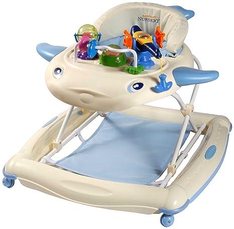 Babysun BN3388 Nursery - Andador de bebé, diseño de ballena ...