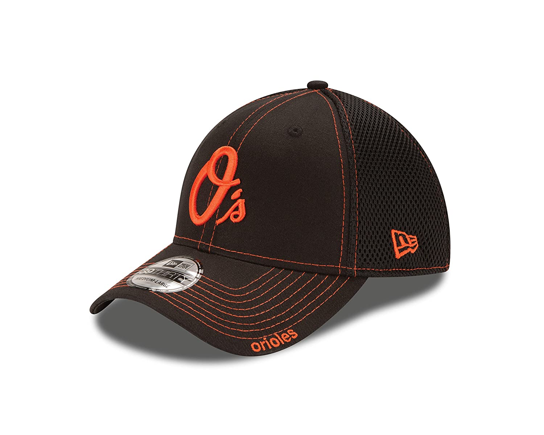 New Era MLB Neo 39THIRTY Ajuste elástico Gorra, MLB, Color Negro ...