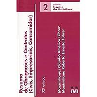 Resumo de obrigações e contratos (civis, empresariais, consumidor) - 32 ed./2019