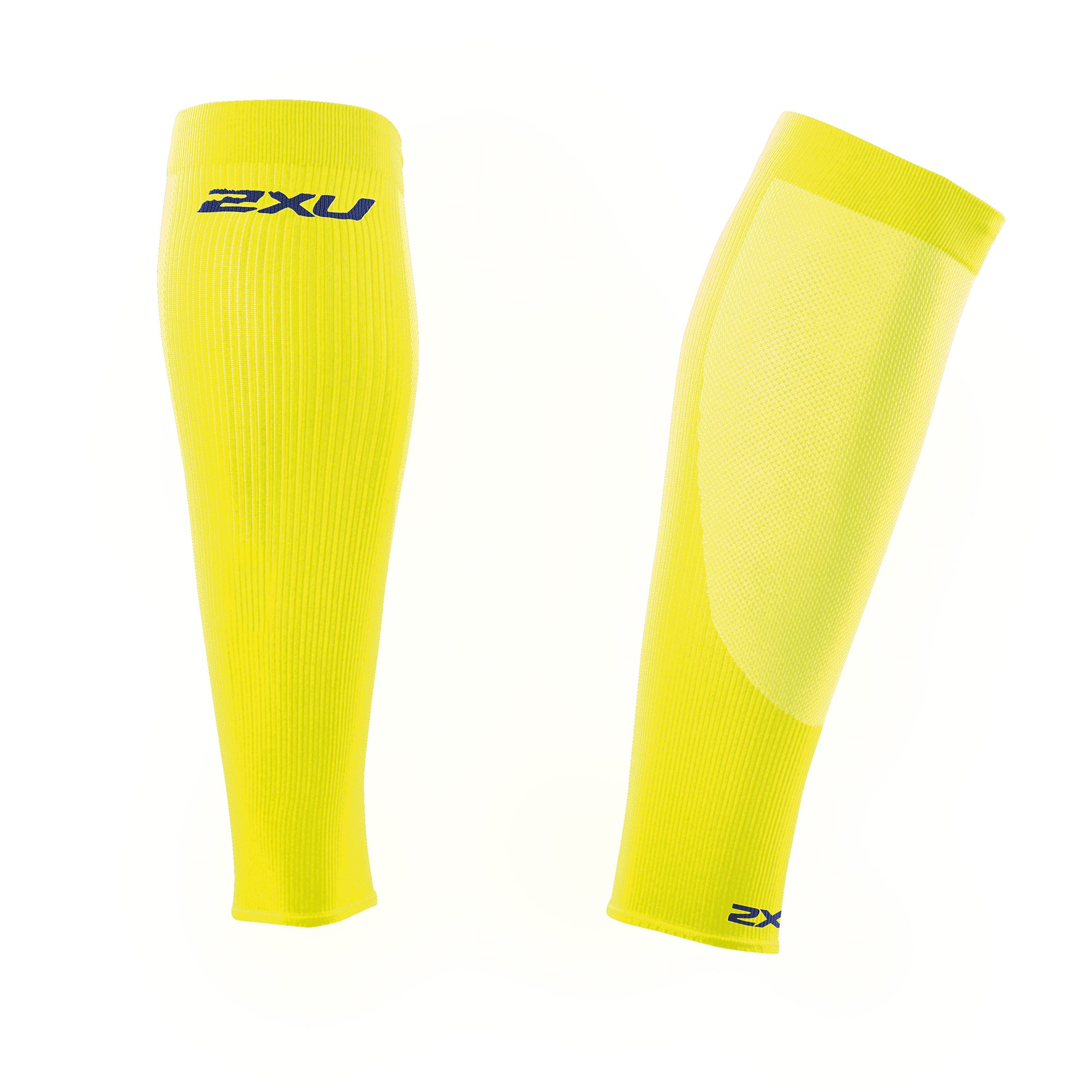 2XU Compression performance Sleeves, Fluro