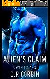 Alien's Claim: A Sci-Fi Alien Romance (Delosian Warriors Book 2)