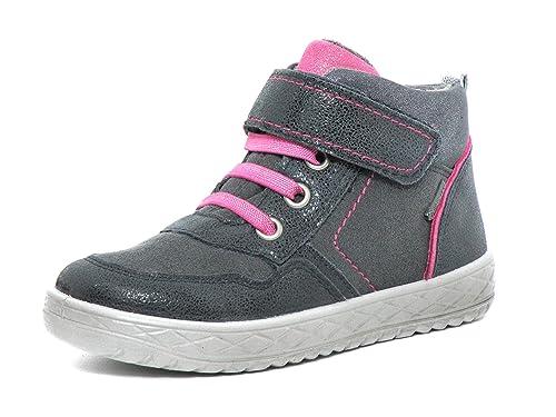 superfit Mädchen Mercury Hohe Sneaker