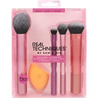 Real Techniques Everyday Essentials Make-up Pinsel Gesicht komplett Set
