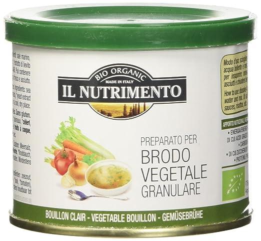 3 opinioni per Probios Brodo Vegetale Granulare- 120 gr