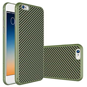 check out bfa4a 722ec iPhone 6/iPhone 6S Case, Nillkin Synthetic Fiber: Amazon.co.uk ...