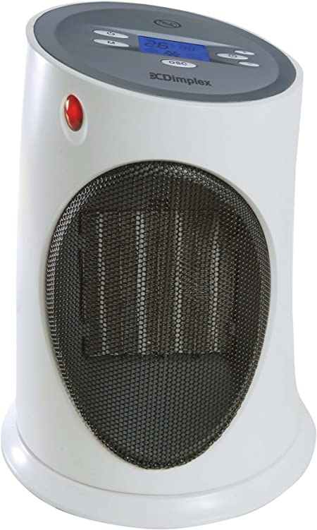 Ceramic Fan Heater With Cool Blow 2kw