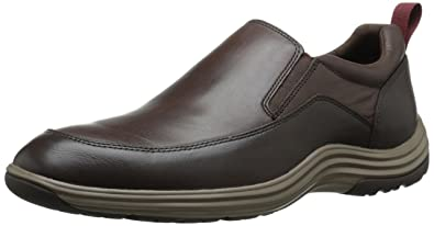 Cole Haan Tucker Grand Slip-On- Chestnut loafers