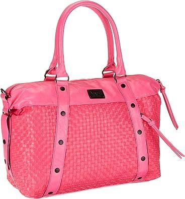 Vans G Crushed Large Fashion Bag, Sac à main Rose (Pink