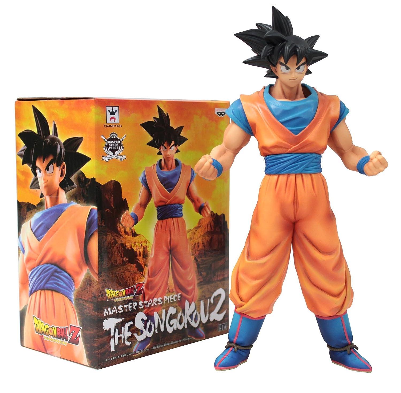 Banpresto Dragon Ball Z Master Stars Piece 48931 10 The Son Goku 2 Figure Japan VideoGames 528977