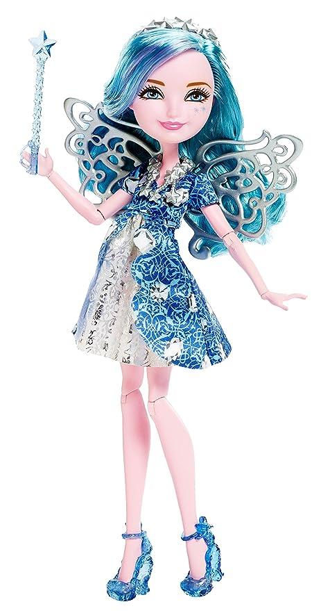 Ever After High Doll~Farrah Goodfairy~Blue Star Shoes