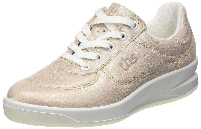 TBS Brandy, Zapatillas de Deporte Interior para Mujer 38 EU Beige (Champagner 087)