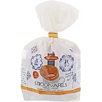 Daelmans Stroopwafels from Holland in Delft Blue bag - 10.2 ounce (290 gram)