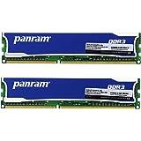CFD販売  デスクトップPC用メモリ PC-17000(DDR3-2133) 4GB×2枚 240pin DIMM (無期限保証)(Panramシリーズ) W3U2133HPS-4G