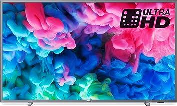 Philips 55pus6523 / 12 55-Pulgadas 4k Ultra HD Smart TV con HDR + y TDT Juego: Amazon.es: Electrónica