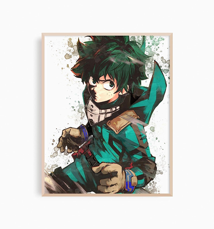 Amazon Com Boku No Hero Academia Print Boku No Hero
