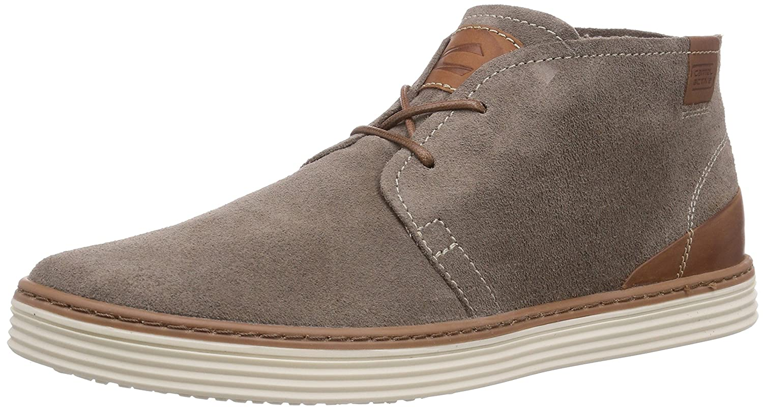 timeless design 7d665 36849 camel active Mens Copa 24 Cold lined classic boots short ...