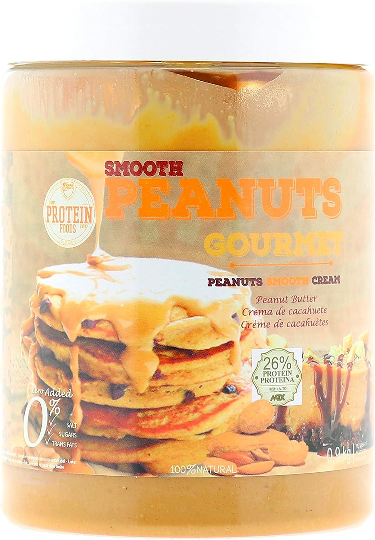 MTX nutrition PeanutsCRUNCHY [900 g.] - Crema cacahuete ...