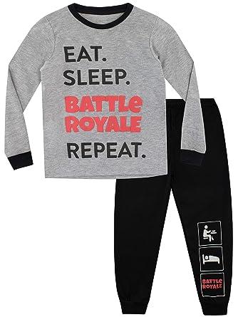9bd38f71c8 Amazon.com  Battle Royale Boys  Gaming Pajamas  Clothing