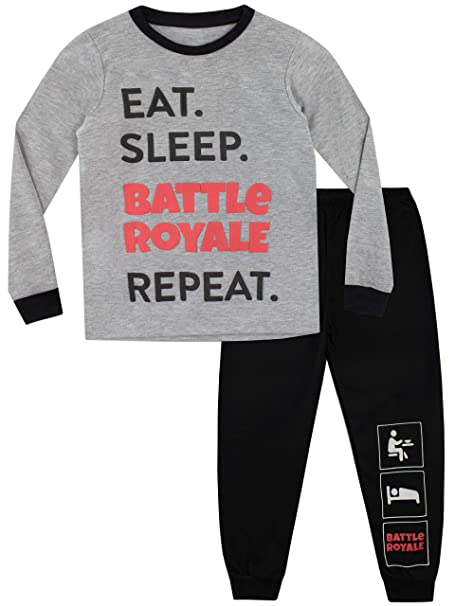 054ce39522a8 Battle Royale Boys Gaming Pajamas  Amazon.ca  Clothing   Accessories